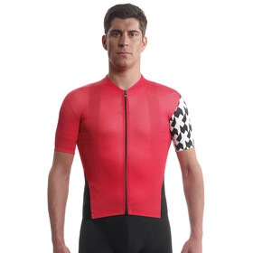 assos SS.EquipeJersey_Evo8 - Maillot manches courtes Homme - rouge